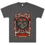 Cypress Hill Emblem T-Shirt