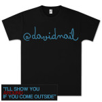 David Nail Come On Now Tour T-Shirt