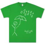 David Nail Let it Rain Stick Figure - T-Shirt