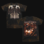 Disturbed Asylum Allover T-Shirt