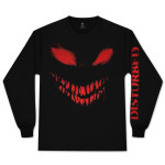 Disturbed Discharged Eyes Long Sleeve
