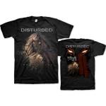Disturbed Shattered Tour T-Shirt