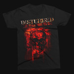 Disturbed Another Way to Die Skull T-Shirt