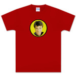 Dr. Horrible™ Captain Hammer Groupie Red T-Shirt
