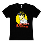 Dr. Horrible™ Cartoon Women's T-Shirt