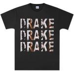 Drake Triple Logo T-Shirt