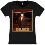 Drake Gold Square Photo Babydoll T-Shirt