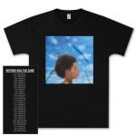 Drake Nothing Was The Same Baby Dateback T-Shirt - black