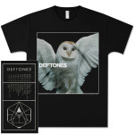Deftones Diamond Cover Tour T-Shirt