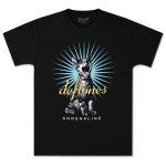 Deftones Screaming Cat T-Shirt