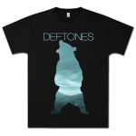 Deftones Teddy Black T-Shirt