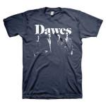 "Dawes ""Shadows"" Slim Fit T-Shirt"