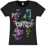 Escape the Fate See Yourself Girlie T-Shirt