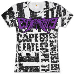 Escape The Fate Choose Your Fate Girlie T-Shirt
