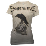 Escape the Fate Ungrateful Sublimated Jr. T-Shirt