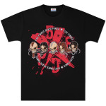 Five Finger Death Punch 5xFxDxPx T-Shirt