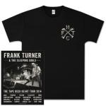 Frank Turner Bones Tour T-Shirt