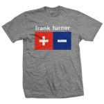 Frank Turner +- T-Shirt