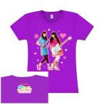 Fresh Beat Band Kiki and Marina Girls T-Shirt