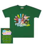 Fresh Beat Band Feel The Beat Youth T-Shirt