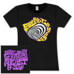 Soundgarden Swirl Girlie T-shirt