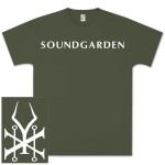 Soundgarden Logo T-Shirt