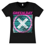 Green Day Xllusion Jr. T-Shirt