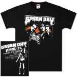 Green Day Fort Lauderdale Event T-Shirt