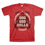 Goo Goo Dolls Lightning Crest T-Shirt