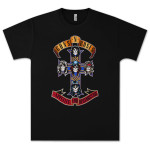 Guns N' Roses AFD Cross T-Shirt
