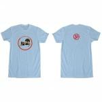 George Harrison Dark Horse Records Logo (Blue) T-Shirt