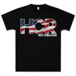 Hot Chelle Rae Patriotic Logo T-Shirt