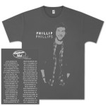 American Idol Live Phillip Phillips Tour T-Shirt