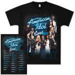Idol Live! 2013 Tour T-Shirt