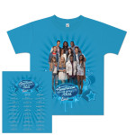 Welcome Blue Youth T-Shirt