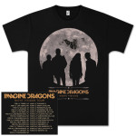 Imagine Dragons Moon Tour T-Shirt