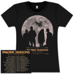 Imagine Dragons Moon Jr Tour T-Shirt
