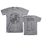Incubus Tiger Seal T-Shirt
