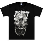 Goat Hair Skull T-Shirt