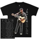 Javier Colon Standing Guitar Tour T-Shirt