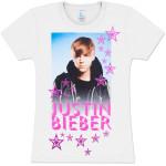 Justin Bieber A Star Juniors' T-Shirt