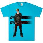 Justin Bieber Double Stripe T-Shirt