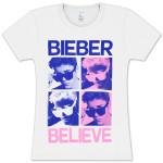 Justin Bieber Bieberhol Girlie T-Shirt