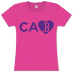 Justin Bieber States Love Junior CA T-Shirt
