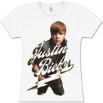 Justin Bieber Halftone Fancy Babydoll