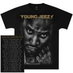 Jeezy Hustlerz Ambition Tour T-Shirt