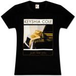 Keyshia Cole Piano Photo Babydoll