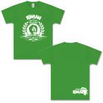 K'Naan Green Troubadour Emblem T-Shirt