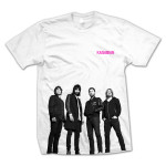 Kasabian Group Stand T-Shirt