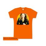 Kelly Clarkson Sunshine Orange Babydoll